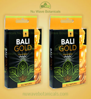 Bali Gold Box of 40 Capsules