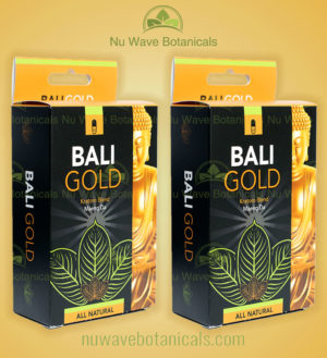 Bali Gold Box of 80 Capsules
