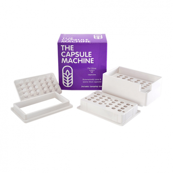 capsule machine 0 mls