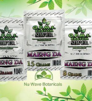 Buy Kratom Capsules - Kratom Online - Nu Wave Botanicals