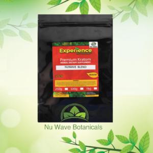 Experience NuWave Blend Powder