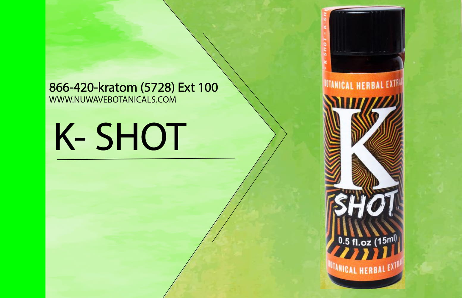 Buy Kratom K-Shot